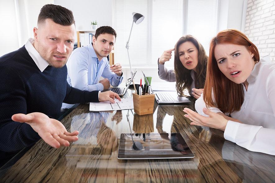 Souveräner Umgang mit herausfordernden Mitarbeitern