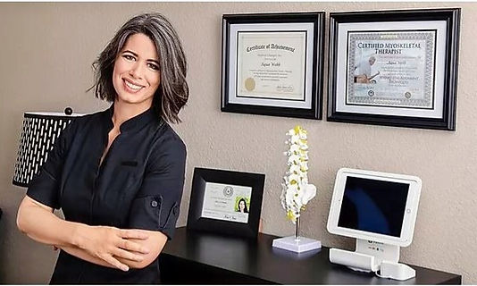 Aqua Massage Therapist and Services Provider
