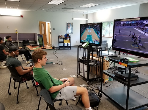 XBOX GAME ROOM