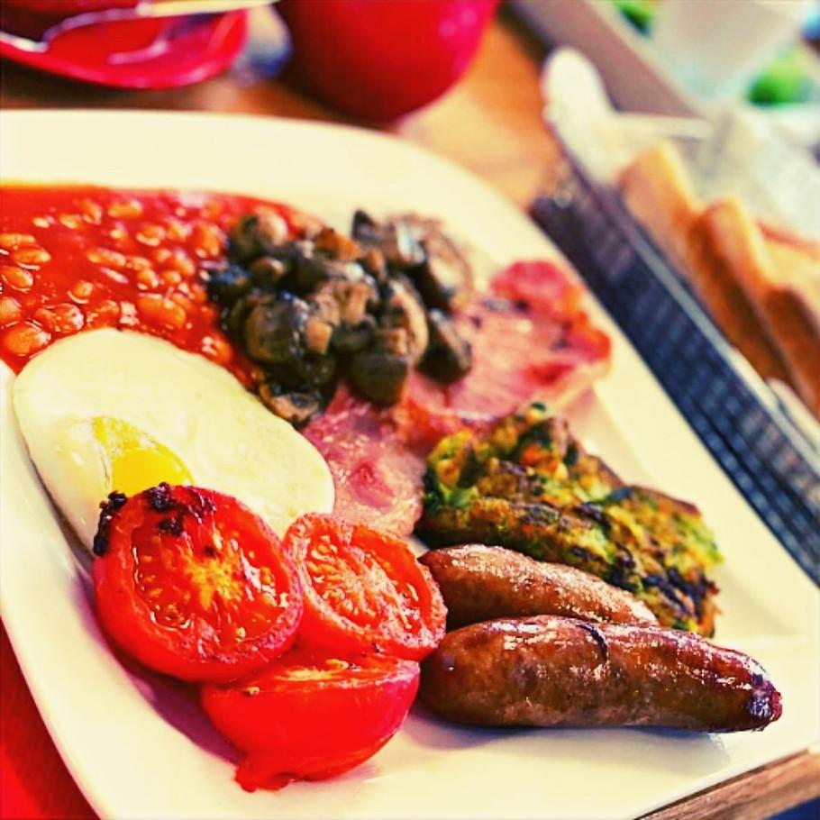 The Works Breakfast