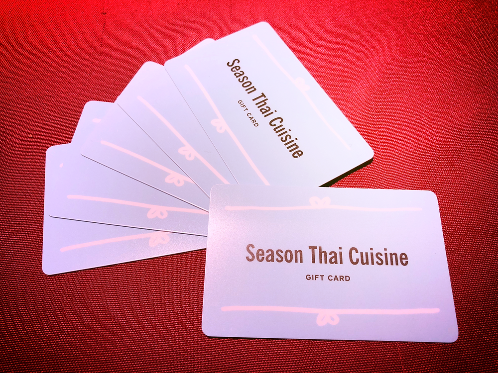 Gift card 10% off