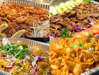 We Do Catering Your Favorite Thai Food