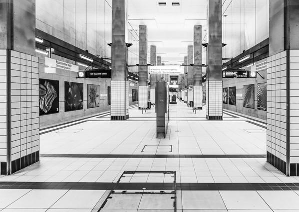 Bockenheimer warte underground station