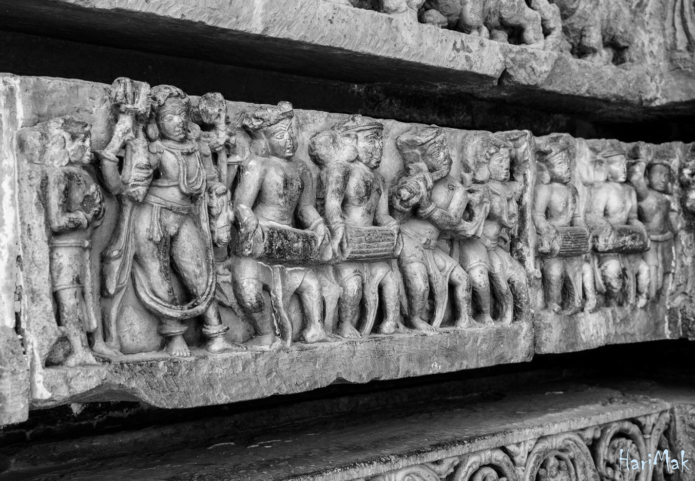 Bellur Halebidu, India