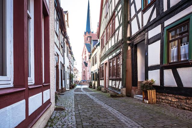 Gelnhausen, Germany