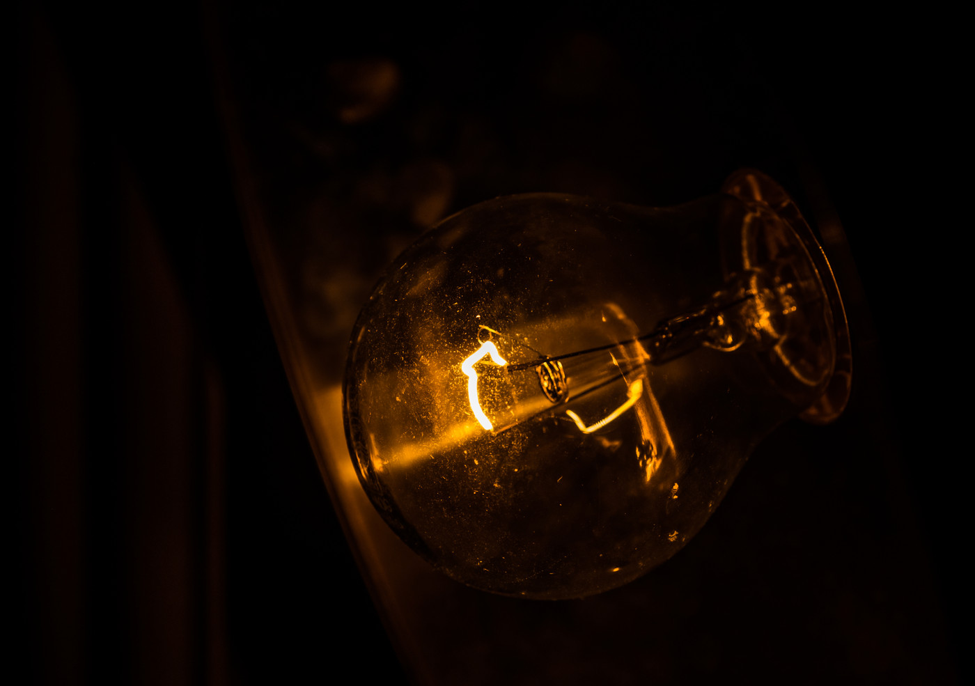 Filament explosion