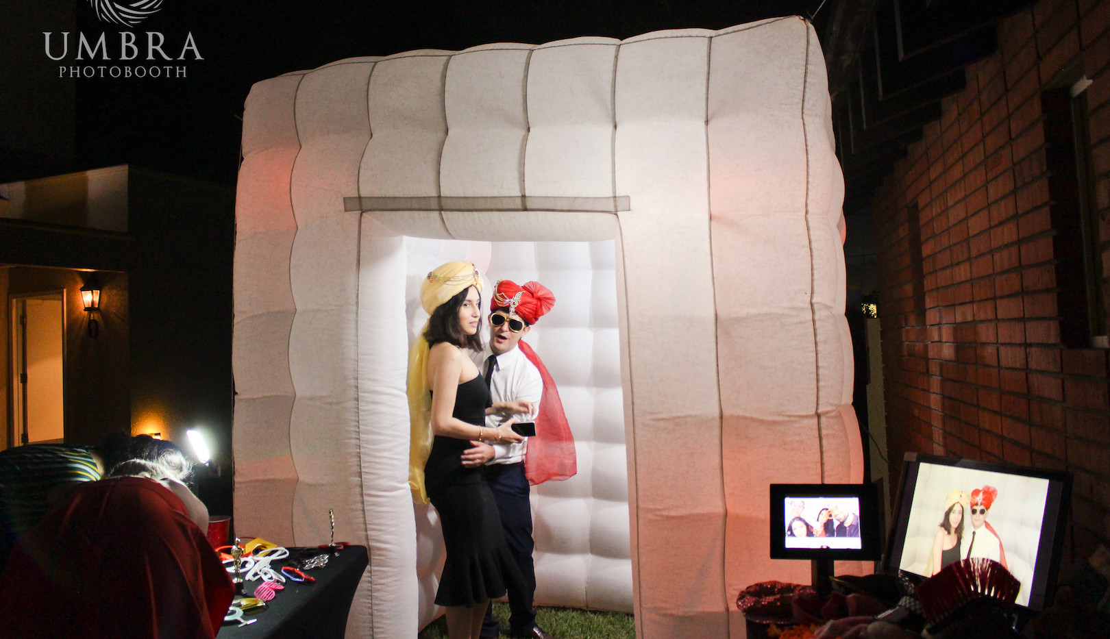 Inflatable Photobooth