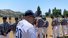 Pacoima Pirates VS LAPD - Games for Peace