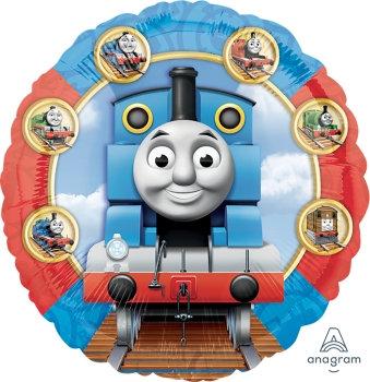 """18"""" / 45cm Thomas The Tank Engine Foil Balloon"""
