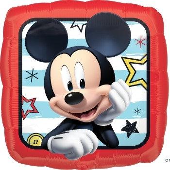 "18"" / 45cm Mickey Mouse Foil Balloon"