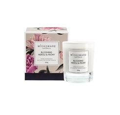 Blooming Neroli & Peony 200g Soy Candle