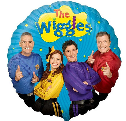 "18"" / 45cm The Wiggles Foil Balloon"