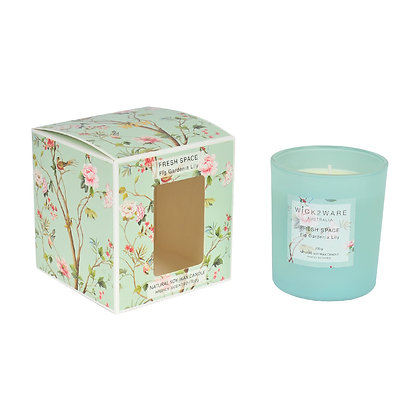 Fig Garden Lily 330g Soy Candle