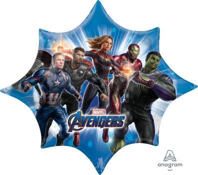 Supershape Avengers Endgame Foil Balloon