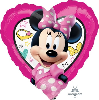 "18"" / 45cm Minnie Mouse Foil Balloon"