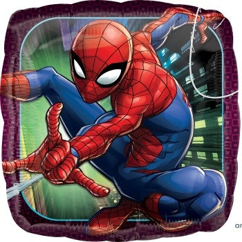 "18"" / 45cm Spiderman Foil Balloon"