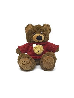 """Claude"" - 23cm Bear"