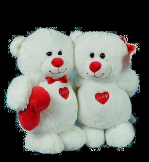 """""""Romeo & Juliet"""" - Double Bears"""