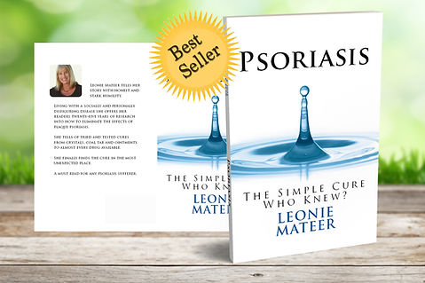 Psoriasis Best Selling Book