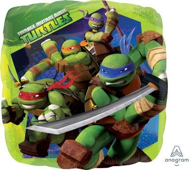 """18"""" / 45cm Teenage Mutant Ninja Turtles Foil Balloon"""