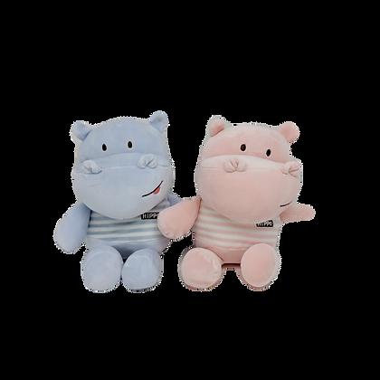 """Gloria"" - 20cm Hippo"