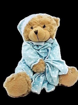 """""""Jamie"""" - 30cm PJ Bear"""