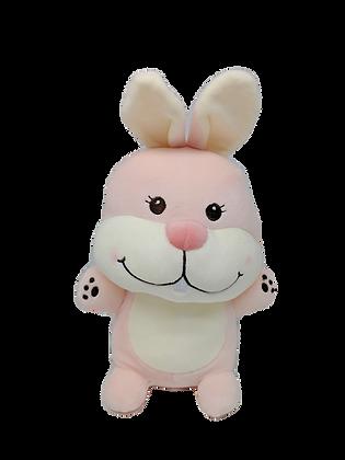 """Bouncy"" - 20cm Pink Rabbit"