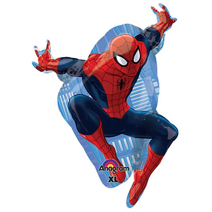 Supershape Spiderman Foil Balloon