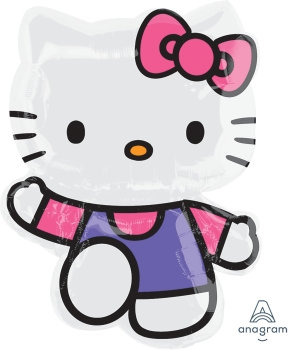 Supershape Hello Kitty Foil Balloon