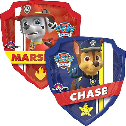 Supershape Paw Patrol Foil Balloon