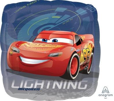 "18"" / 45cm Cars Lightning McQueen Foil Balloon"