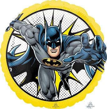 """18"""" / 45cm Batman & Joker Foil Balloon"""