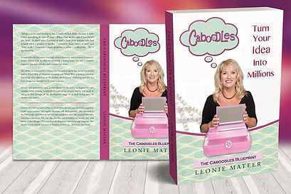 The Caboodles Blueprint - book by Leonie Mateer