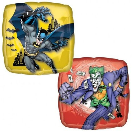 "18"" / 45cm Batman & Joker Foil Balloon"