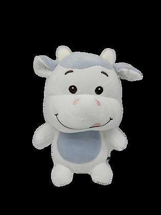 """Angus"" - 20cm Blue Cow"