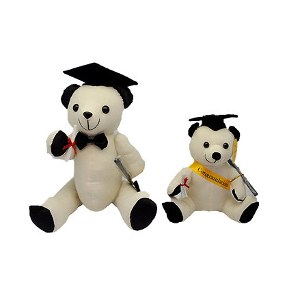 Signature Graduation Bear