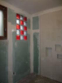 Rénovation et transformation d'une salle de bain par Olivier Boutin ArtStyle rénovation et décoration de l'habitation