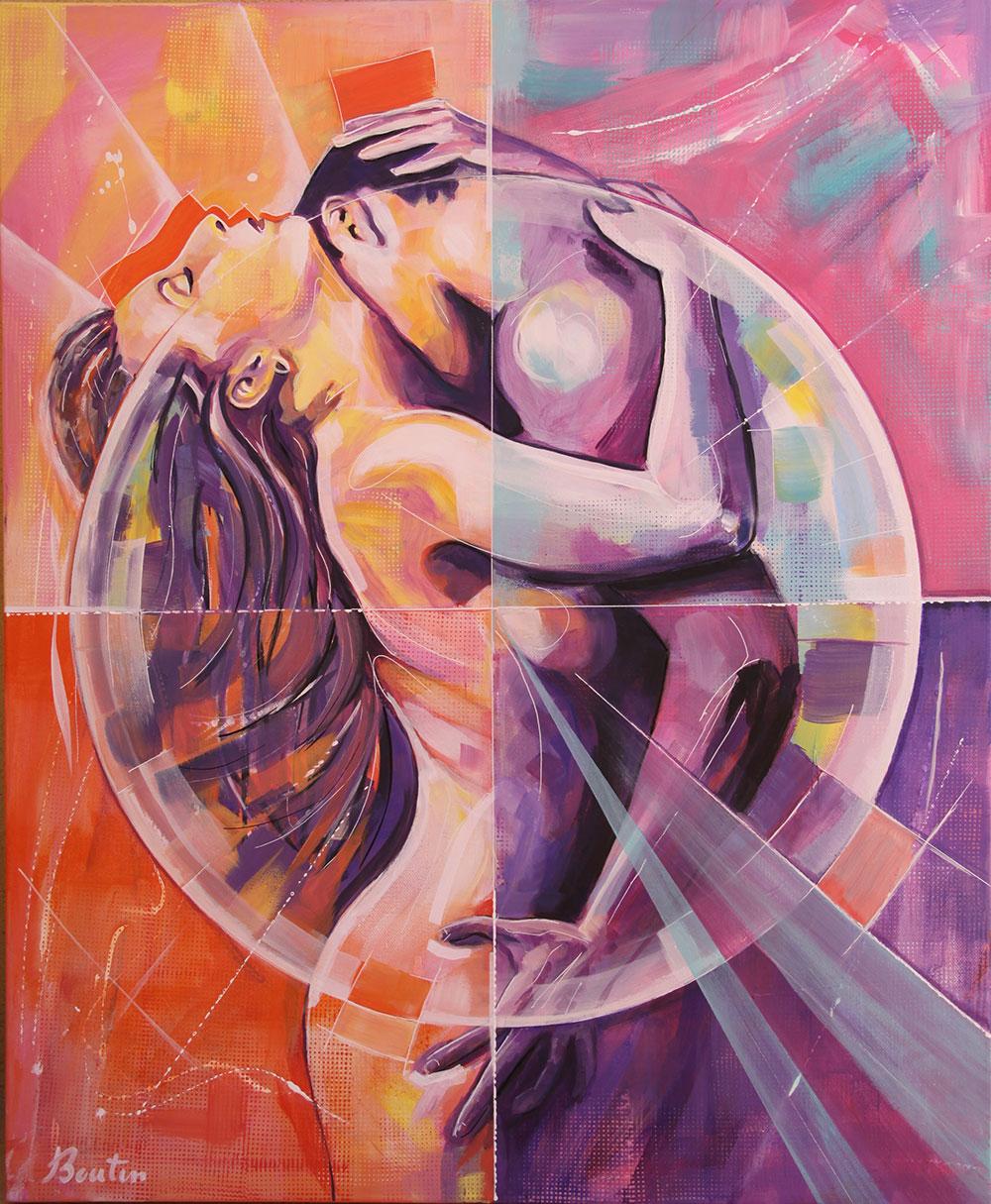 Amour et Vibration (VENDU)