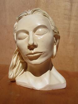 Sculpture : Buste imaginaire