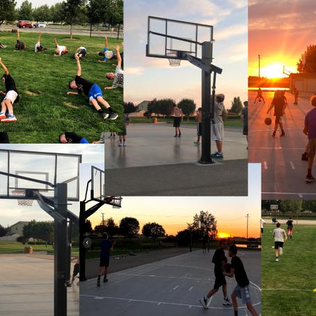 Summer/Fall Outdoor Workouts - Boys/Girls 3rd-HS