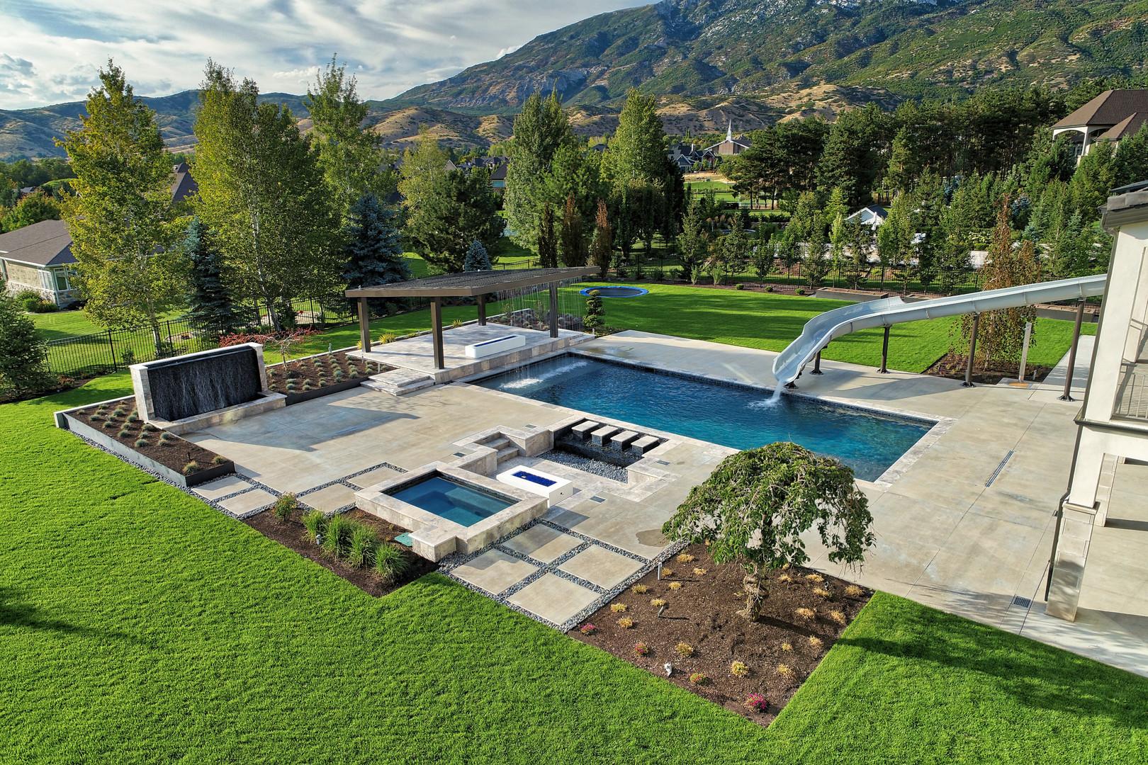 Infinity Pools LLC, New Pool, Pool Construction