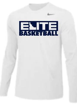 Youth IEB Long Sleeve Dri-Fit Shirt (Nike)
