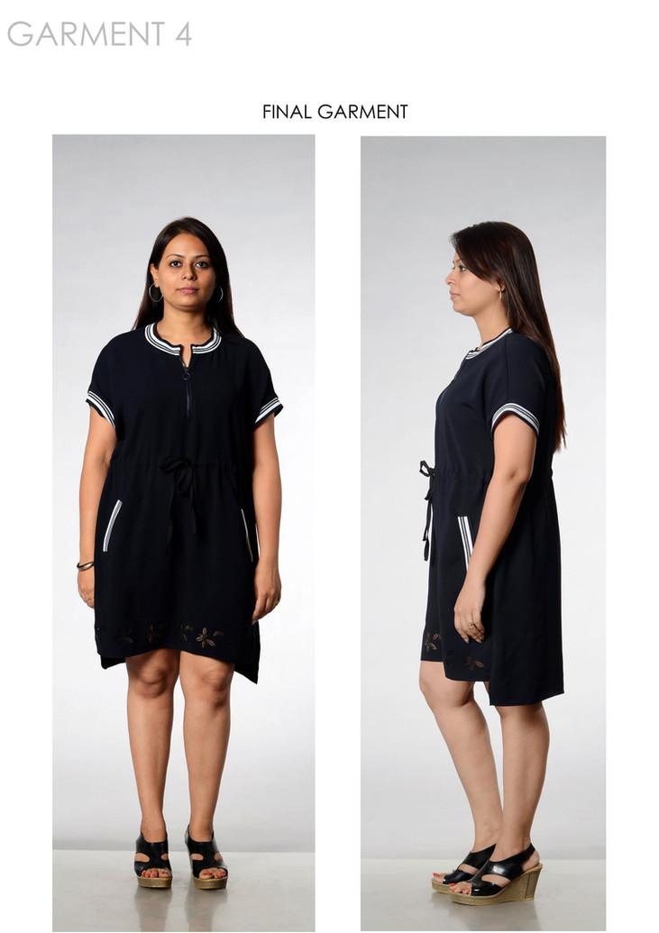 Final garment 4 on model