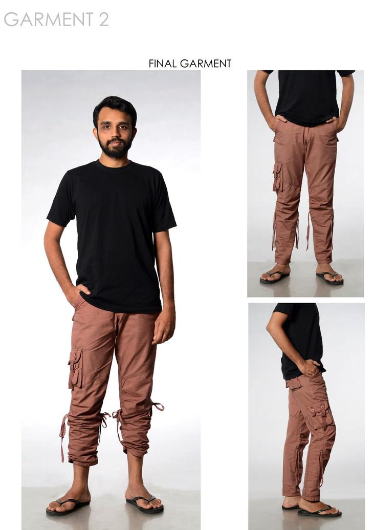 Final garment 2 on model