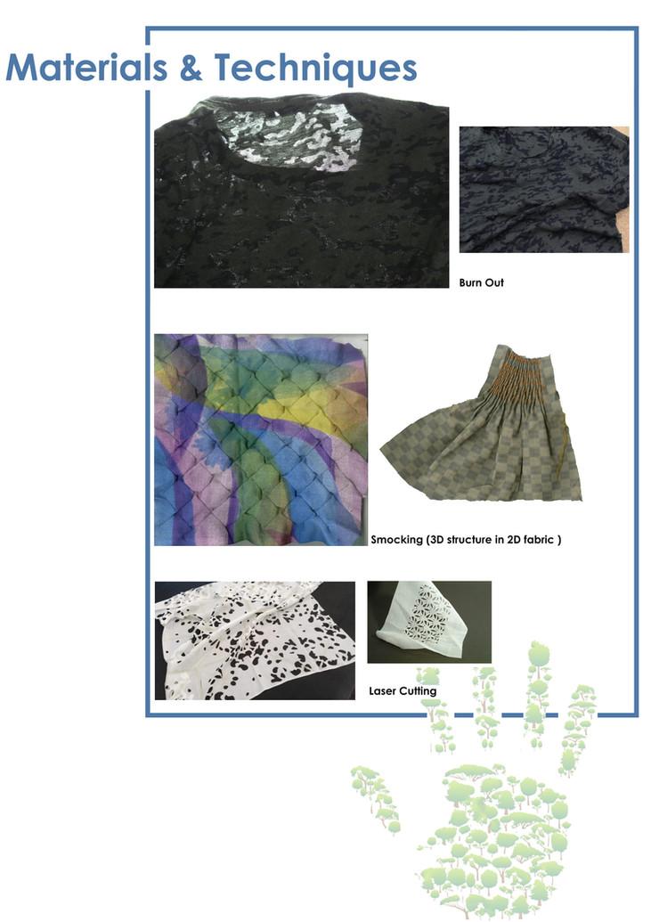 Different surface modification techniques