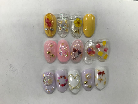 Clases de uñas en Corea II