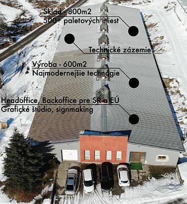 Výrobné a logistické centrum Ľubietová