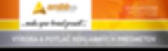 SHOWROOM reklamné predmety header výroby a potlač reklamných predmetov logo make your brand present
