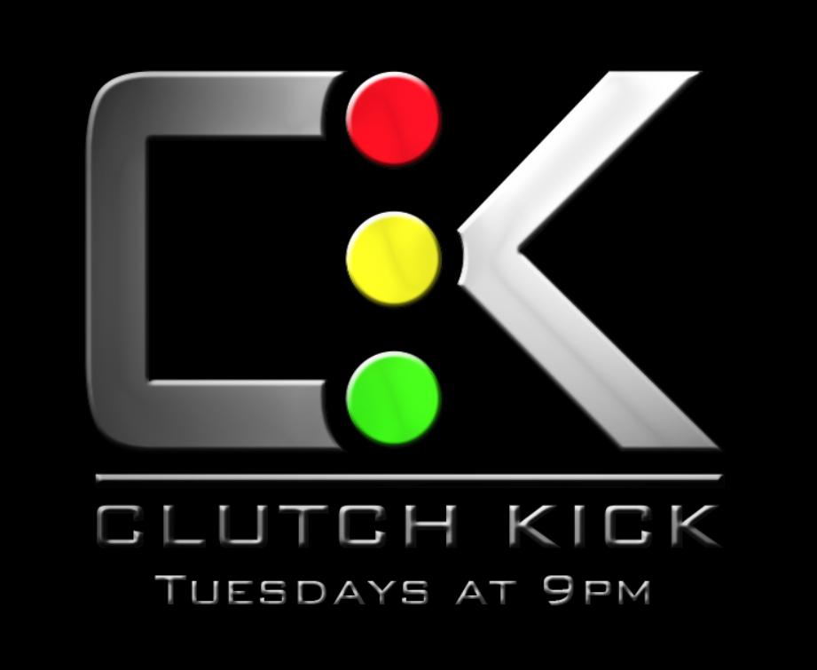 Clutch Kick Pilot Logo