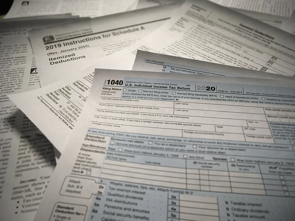 Integrity Audit & Tax, tax forms